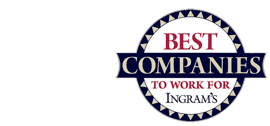KCAS is Named 2016 Best Companies to Work For by Ingram's Magazine